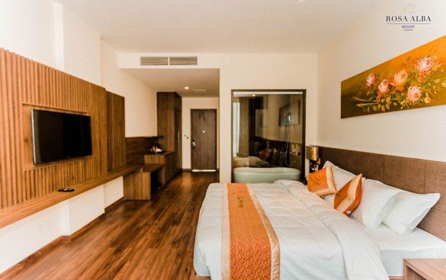 Bán Villa 2PN-3PN Rosa Alba Resort đường Lê Duẫn , TP.Tuy Hòa, Phú Yên