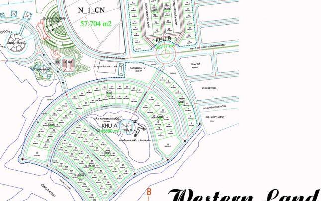 Biệt Thự Westerland  Mỹ Phước 1, Bến Cát Bình Dương